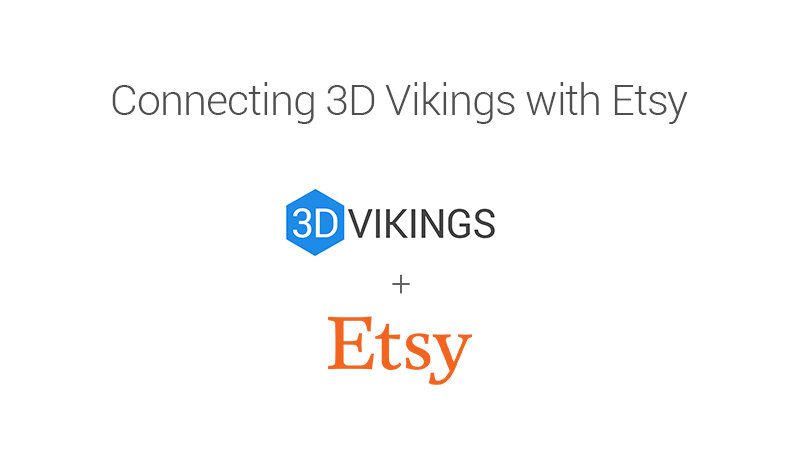 3D Printing and Fulfillment On Demand with 3D Vikings